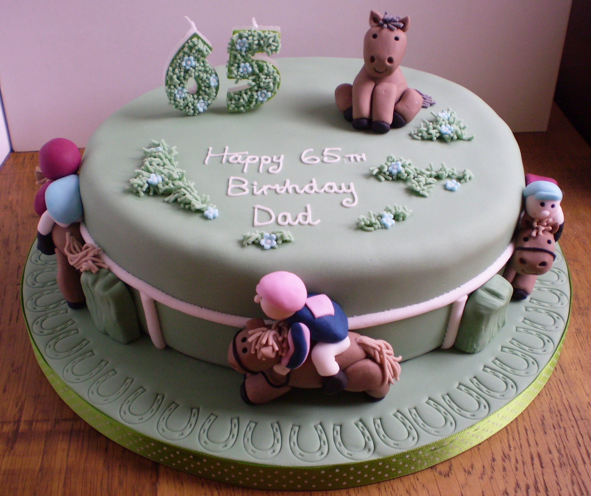 Cake Designs For Birthdays : Horse Birthday Cakes   Decoration Ideas Little Birthday ...