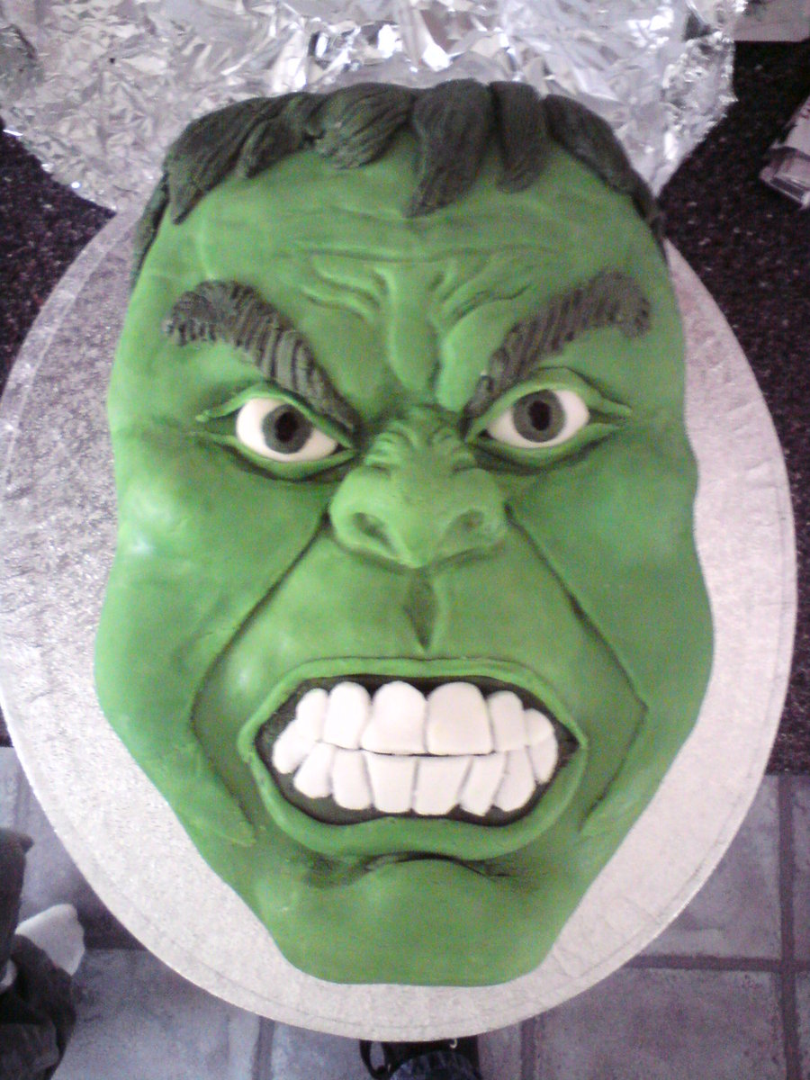 The Hulk Birthday Cake Ideas Image Inspiration of Cake and