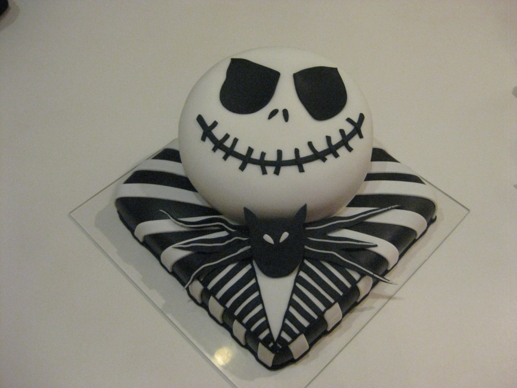 Jack Skellington Cake Pictures