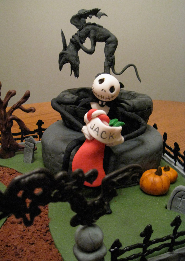 Jack Skellington Cakes Images