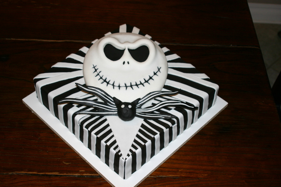 Jack Skellington Cakes Photos