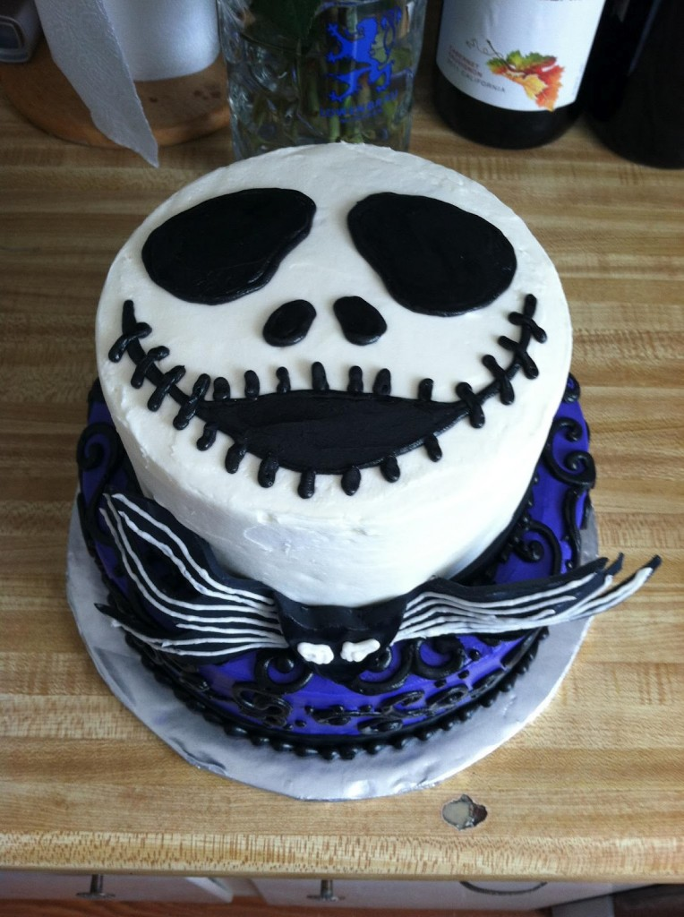 Jack Skellington Cakes Pictures