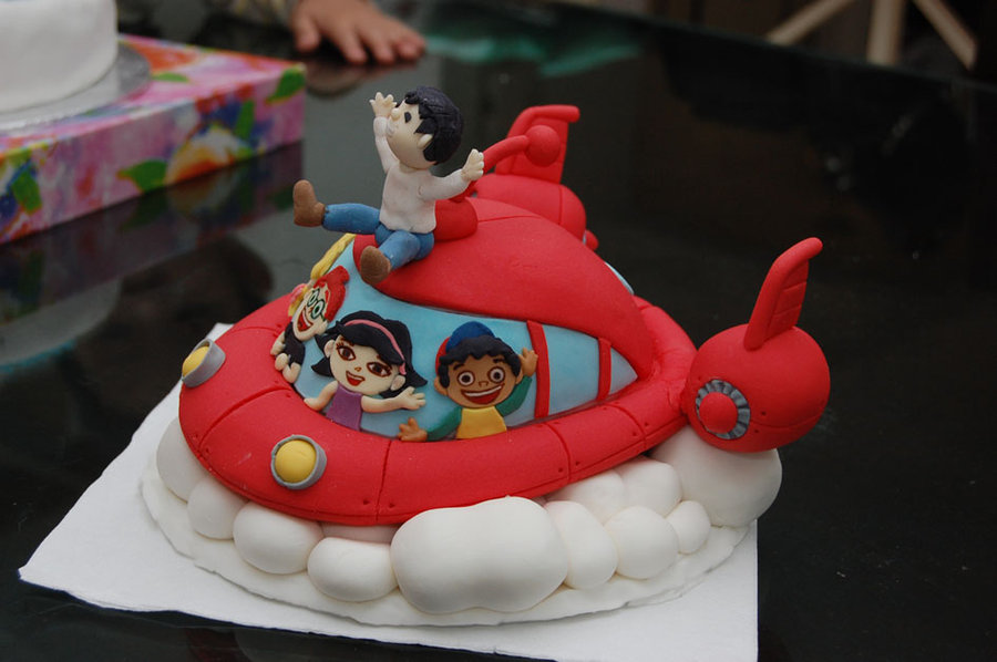 Little Einsteins Cakes Decoration Ideas Little