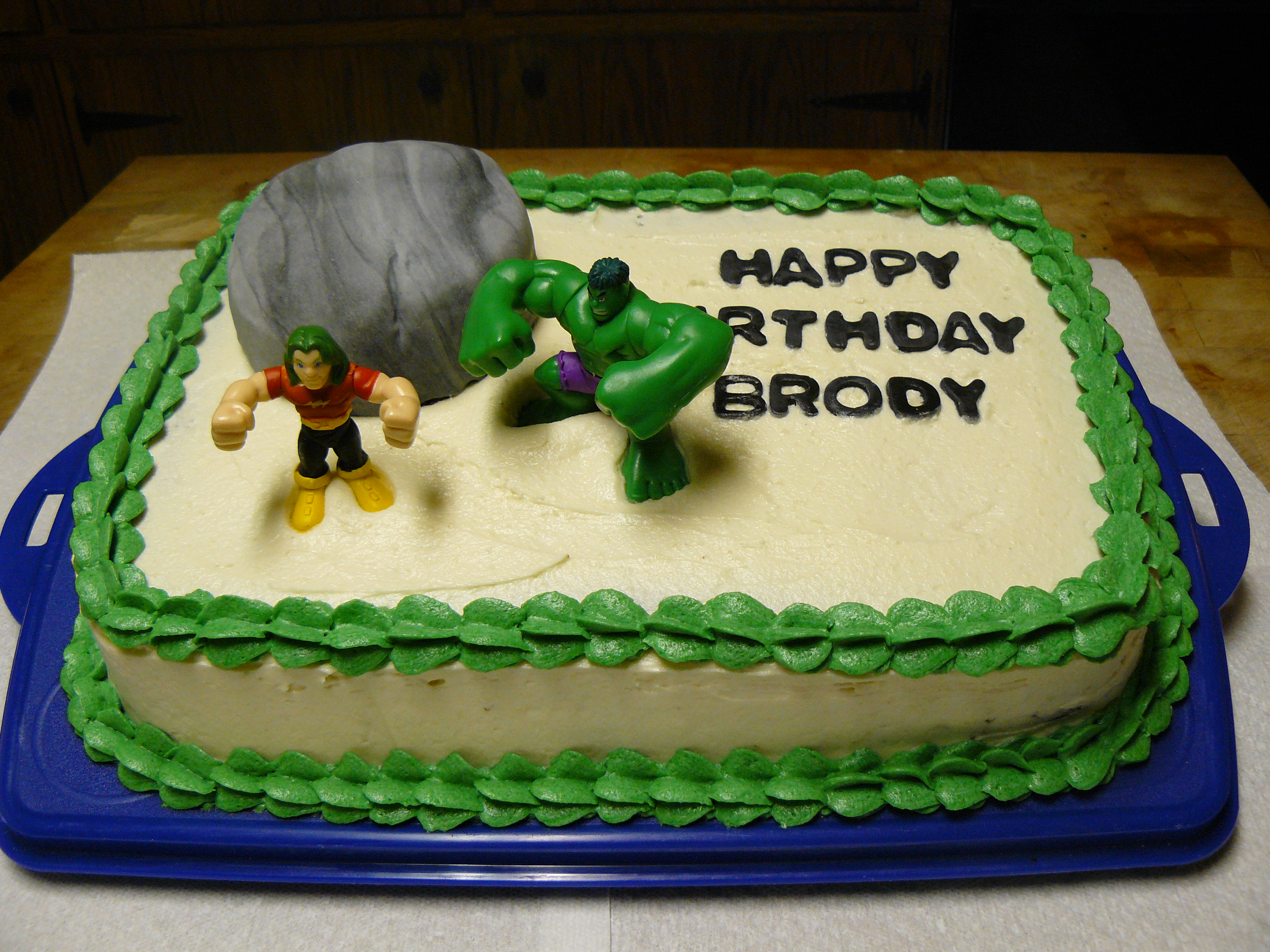 Hulk cakes decoration ideas little birthday cakes pictures of hulk cakes pronofoot35fo Choice Image