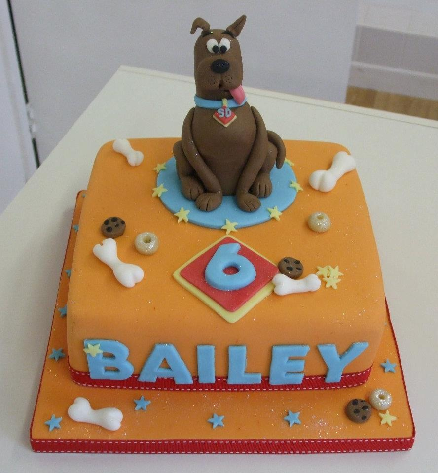 Pictures of Scooby Doo Cake