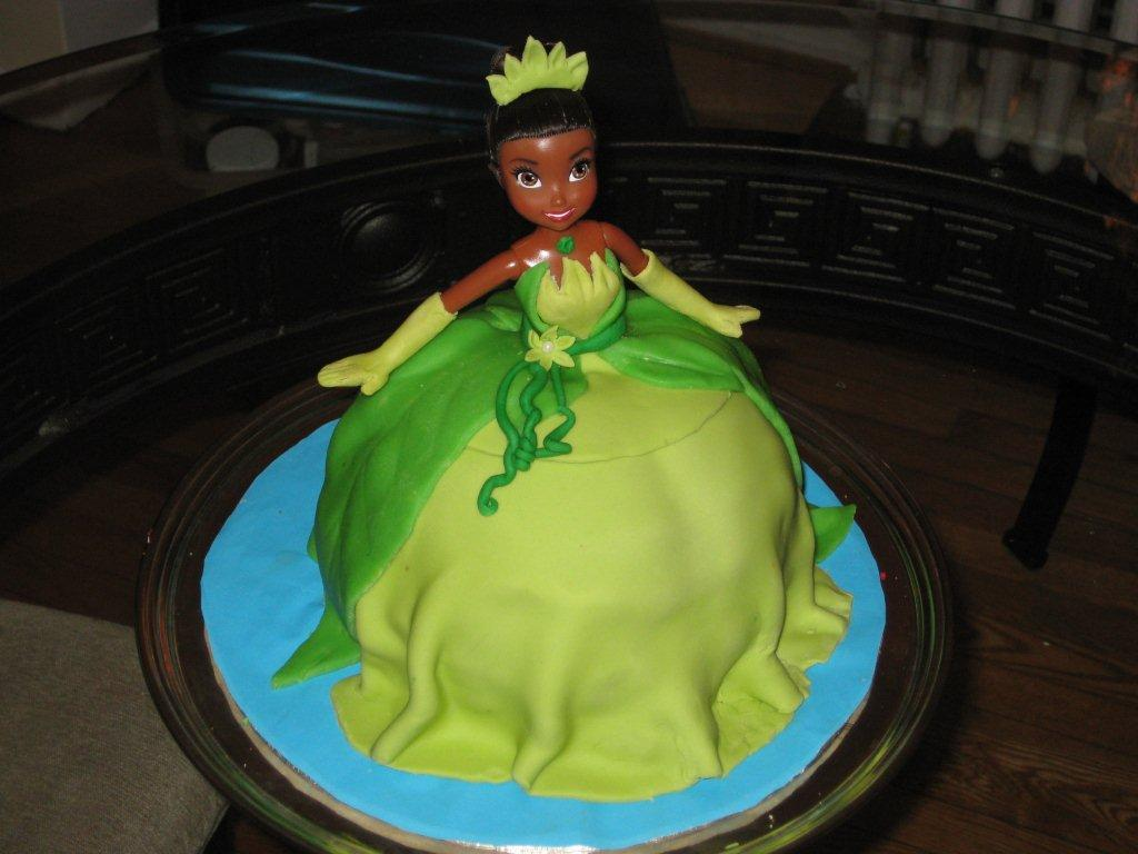 Princess Tiana Cakes Decoration Ideas Little Birthday