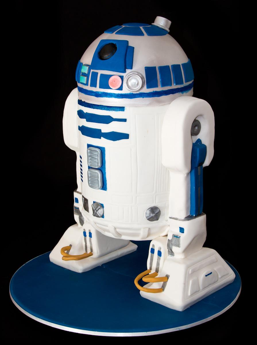R2D2 Cakes – Decoration Ideas | Little Birthday Cakes