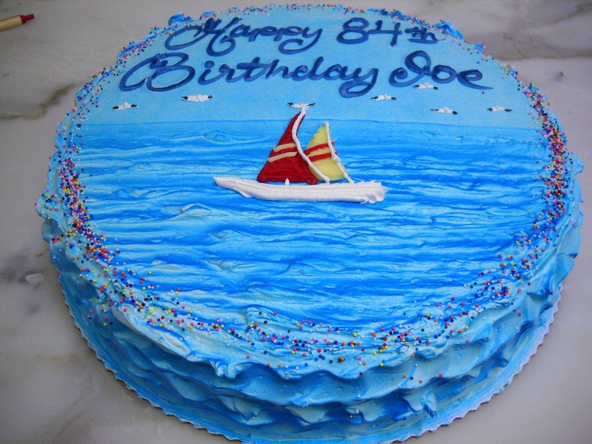 Boat Birthday Cake Images : Sailboat Cakes   Decoration Ideas Little Birthday Cakes