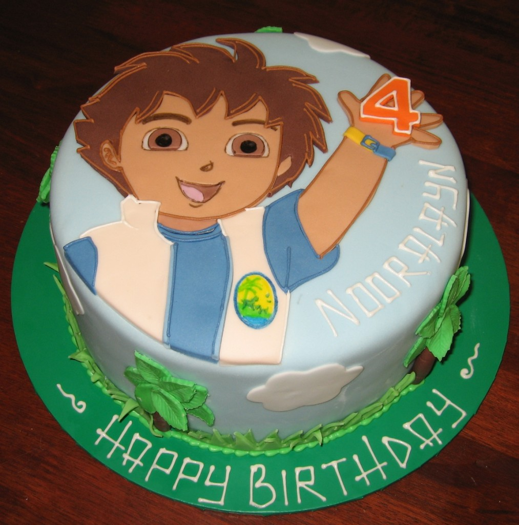 Cake Images In : Diego Cakes   Decoration Ideas Little Birthday Cakes