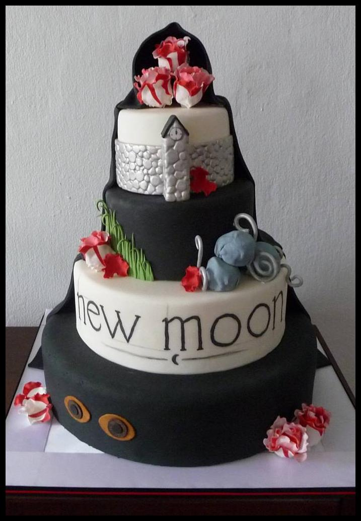 Twilight Birthday Cakes Decoration Ideas Little Birthday Cakes