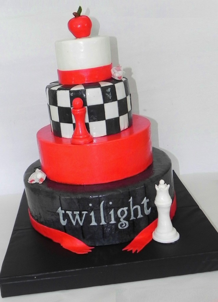 Twilight Birthday Cakes Decoration Ideas Little