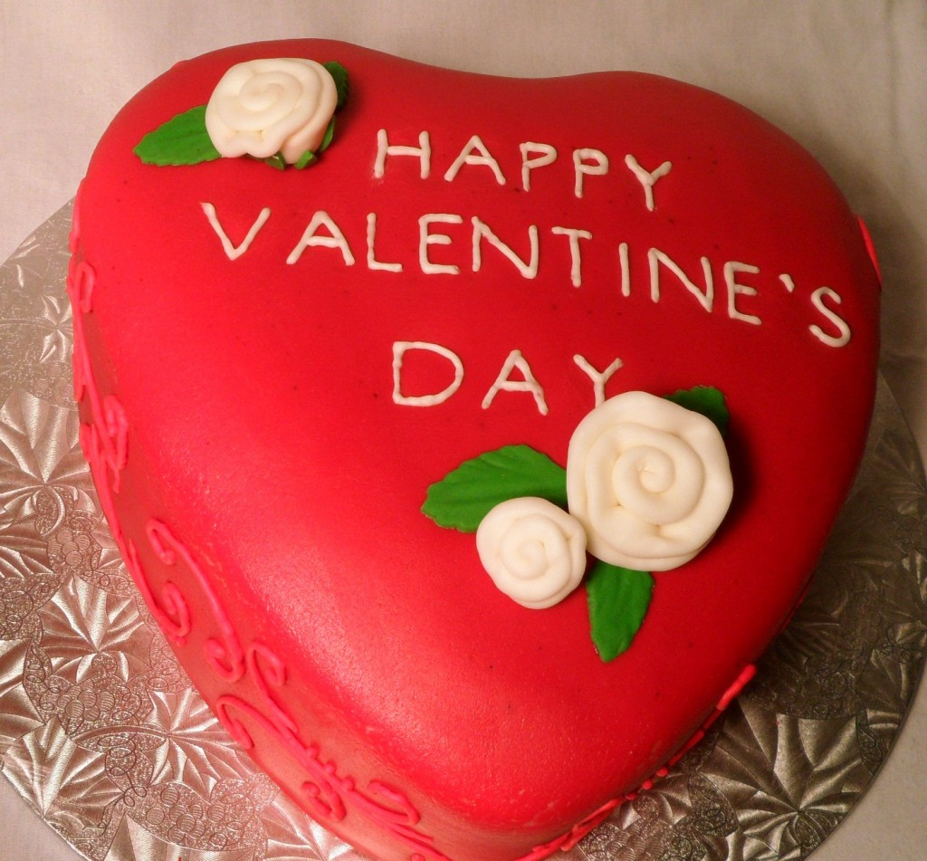 Valentine S Day Cake Ideas