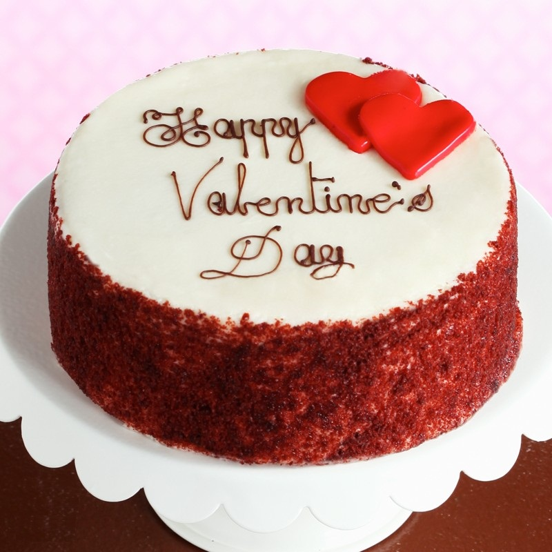 Valentine S Day Cake Decorations : Valentines Cakes   Decoration Ideas Little Birthday Cakes