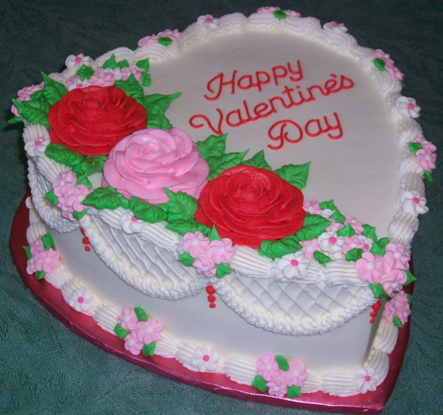 Valentine S Day Cake Images : Valentines Cakes   Decoration Ideas Little Birthday Cakes