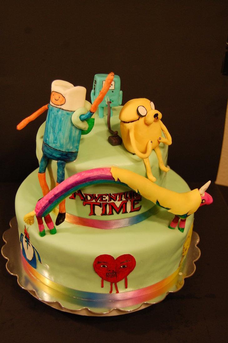Adventure Time Cakes – Decoration Ideas | Little Birthday Cakes