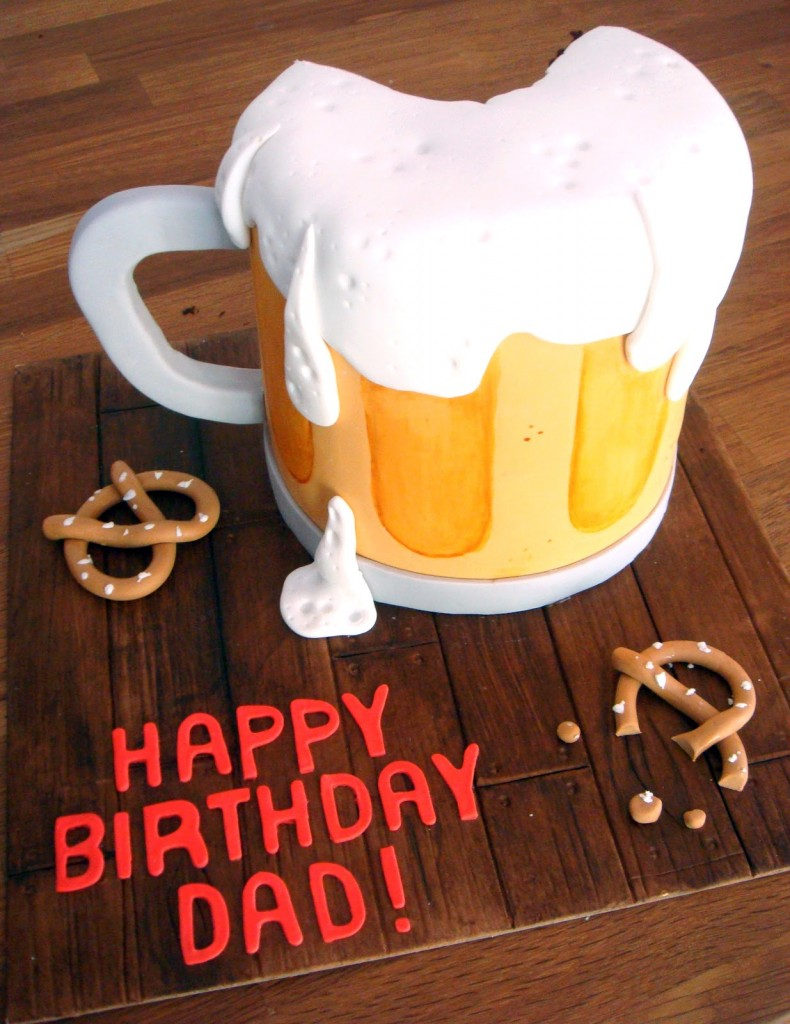 Beer Mug Cake Design : Beer Mug Cakes   Decoration Ideas Little Birthday Cakes