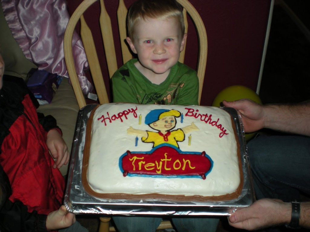 Caillou Cakes Images