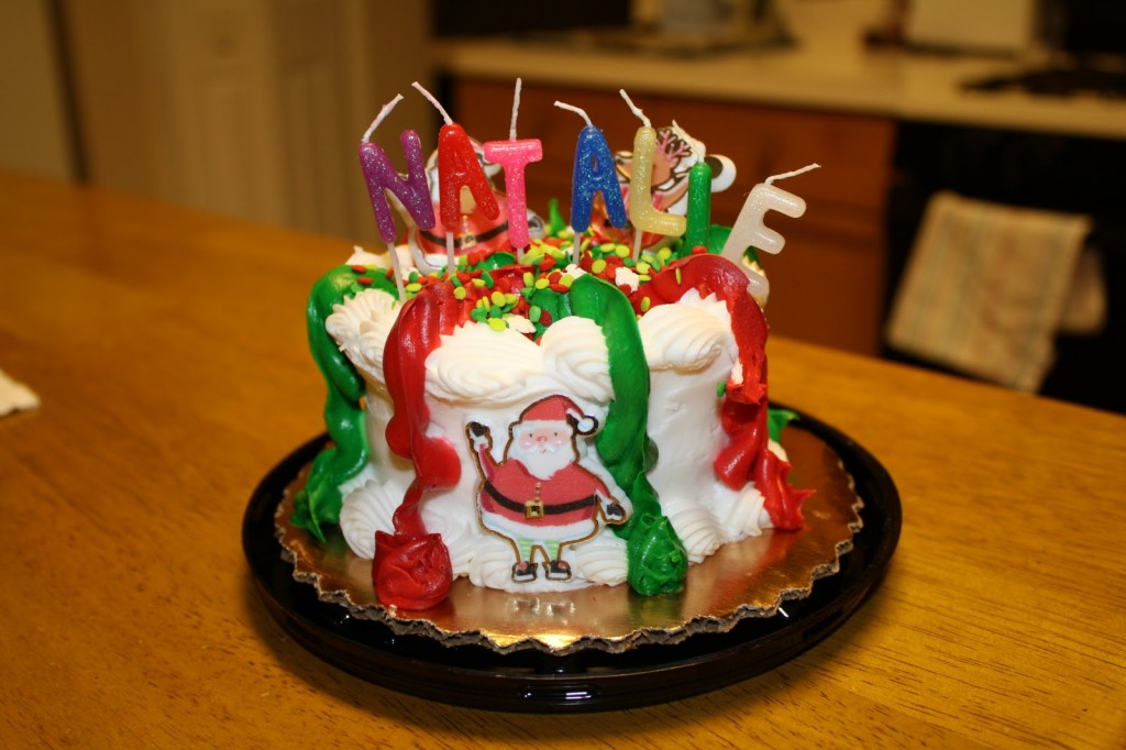 Christmas Cakes Pictures