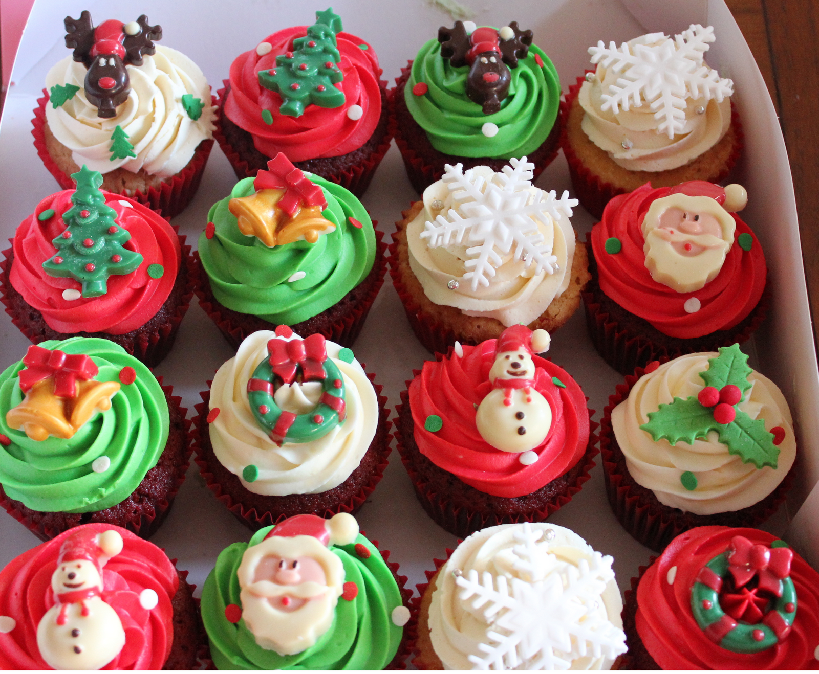 Christmas Theme Birthday Cakes Cake Decoration