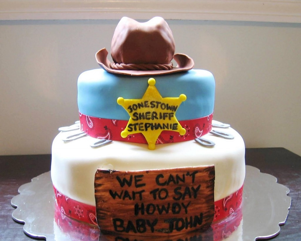Cowboy Cakes Decoration Ideas Little Birthday Cakes