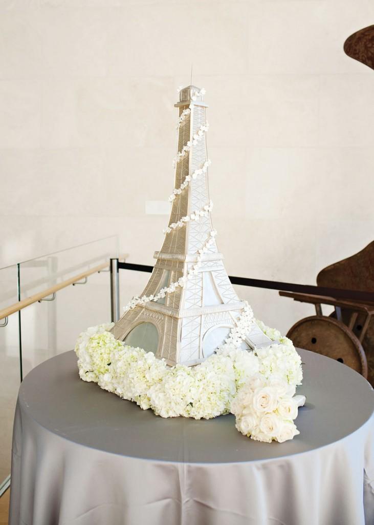 Eiffel Tower Decoration Ideas