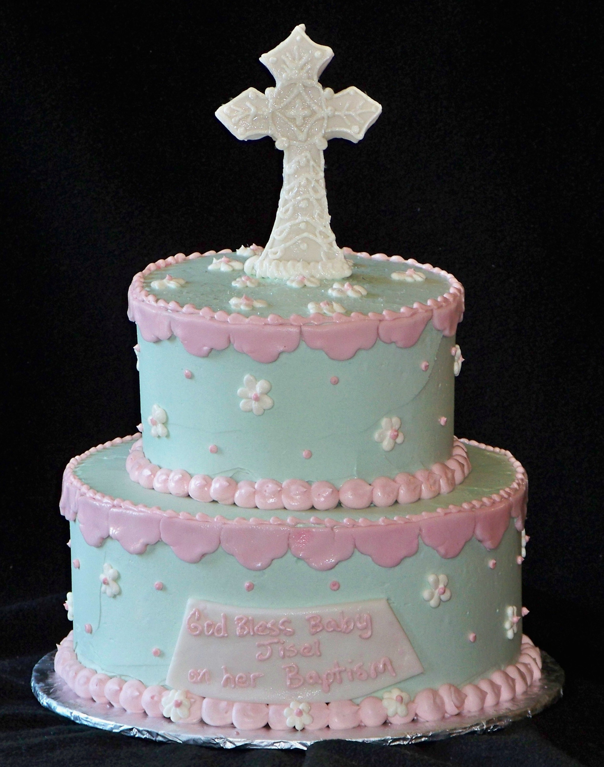 First Communion Cake Designs
