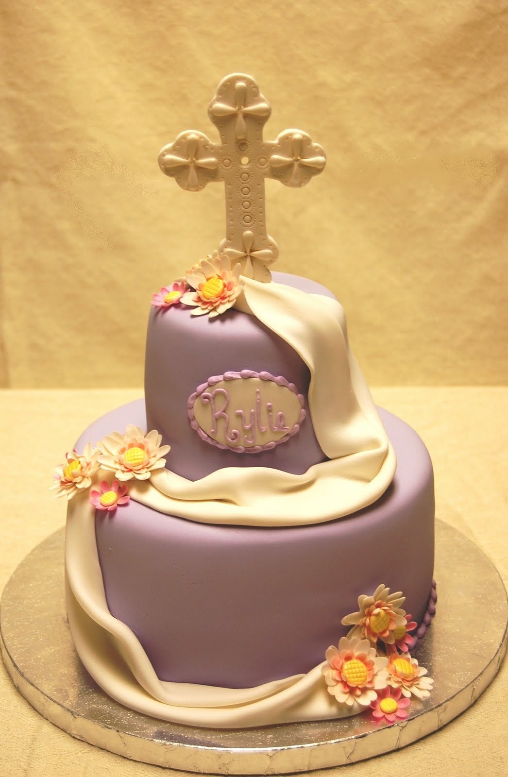First Communion Cakes – Decoration Ideas