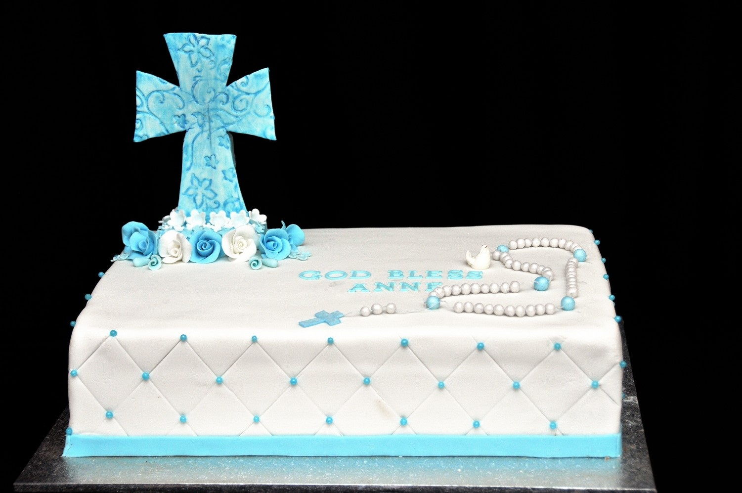 First Communion Cakes Pictures