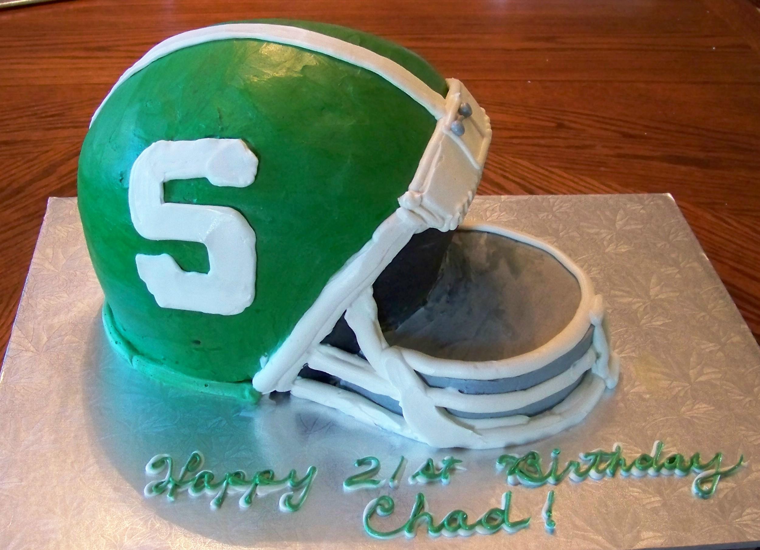 Cake Decor Football : Football Helmet Cakes   Decoration Ideas Little Birthday ...