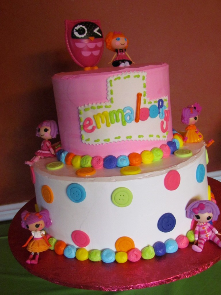 Lalaloopsy Cakes – Decoration Ideas  Little Birthday Cakes