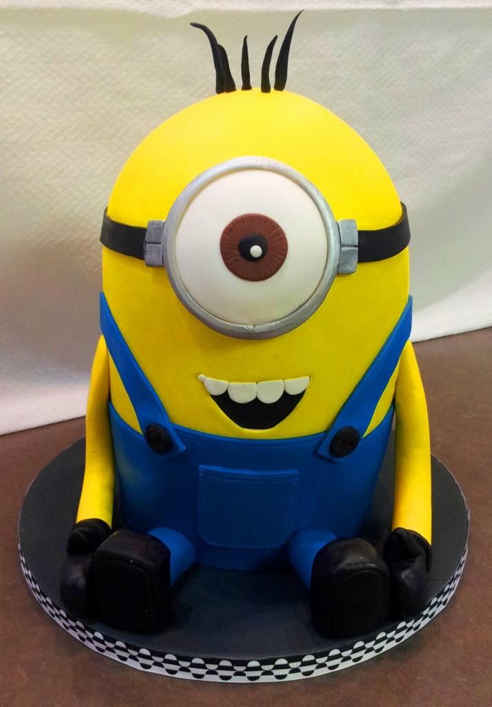 Minion cakes decoration ideas little birthday cakes - Cake decorations minions ...
