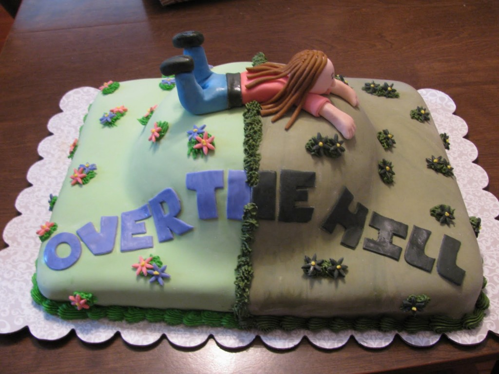 Over The Hill Cakes Pictures