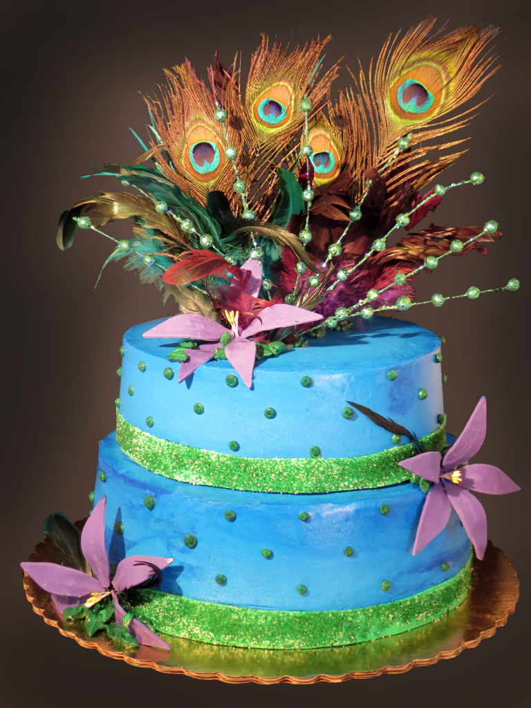 Peacock Cakes Decoration Ideas Little Birthday Cakes