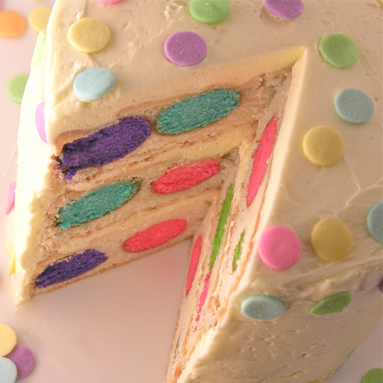 Polka Dot Cakes – Decoration Ideas  Little Birthday Cakes