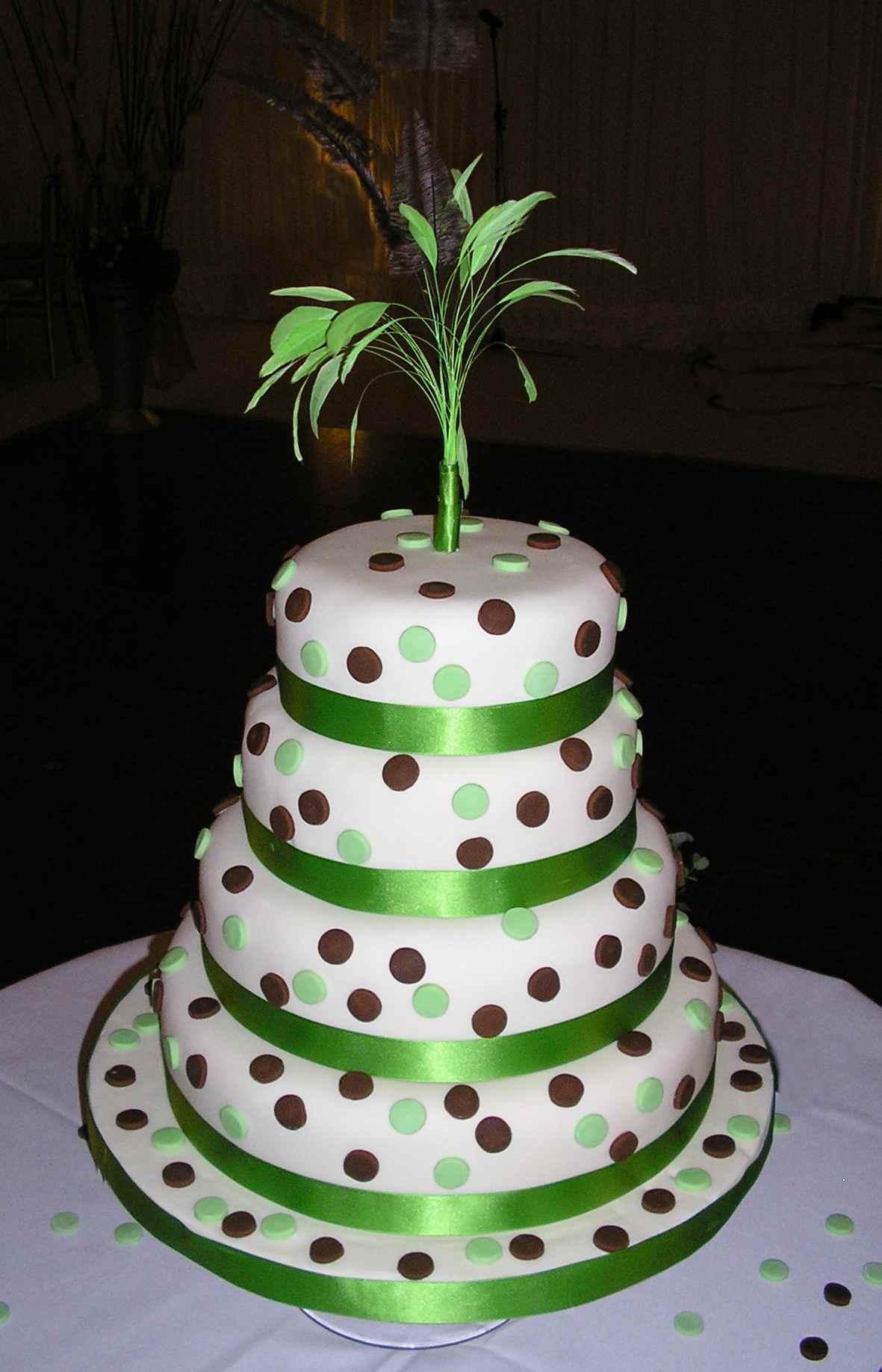 Polka Dot Cakes – Decoration Ideas
