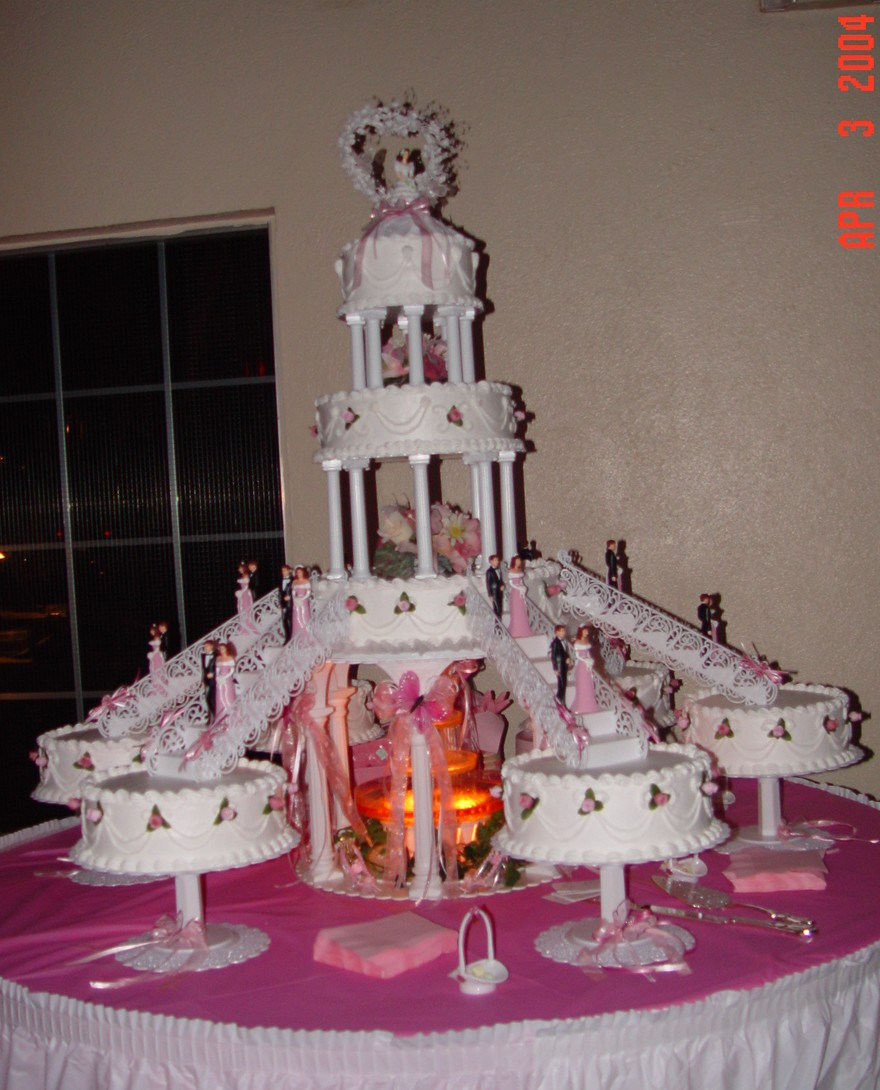 Cake Pictures For Quinceaneras : Quinceanera Cakes   Decoration Ideas Little Birthday Cakes