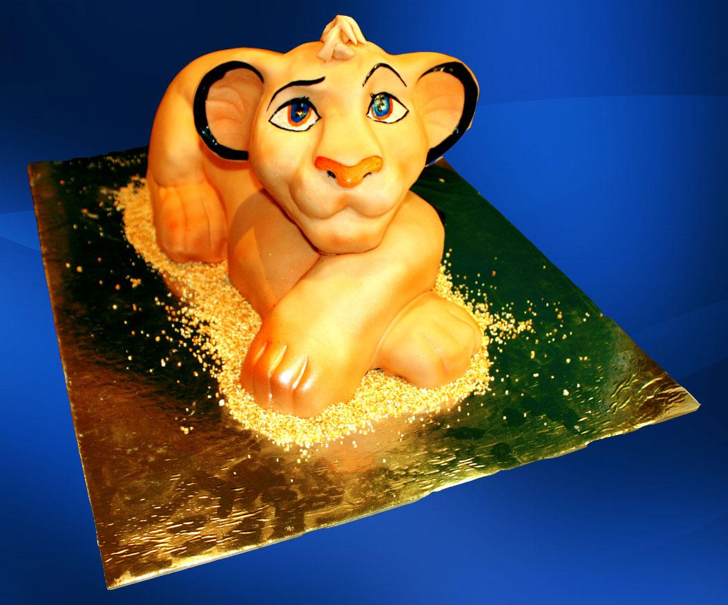 Pumba Cake: Simba Cakes – Decoration Ideas