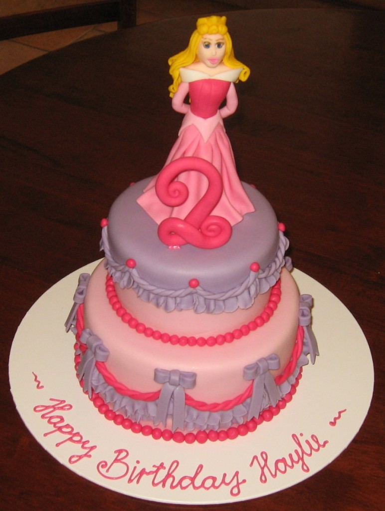 Sleeping Beauty Cakes Decoration Ideas Little Birthday