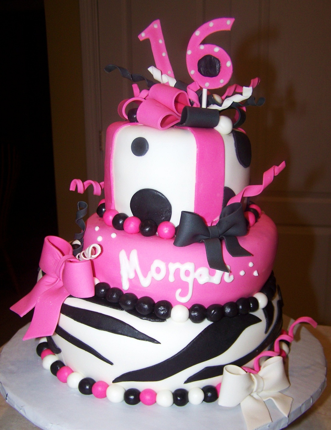 16 birthday cakes for girls