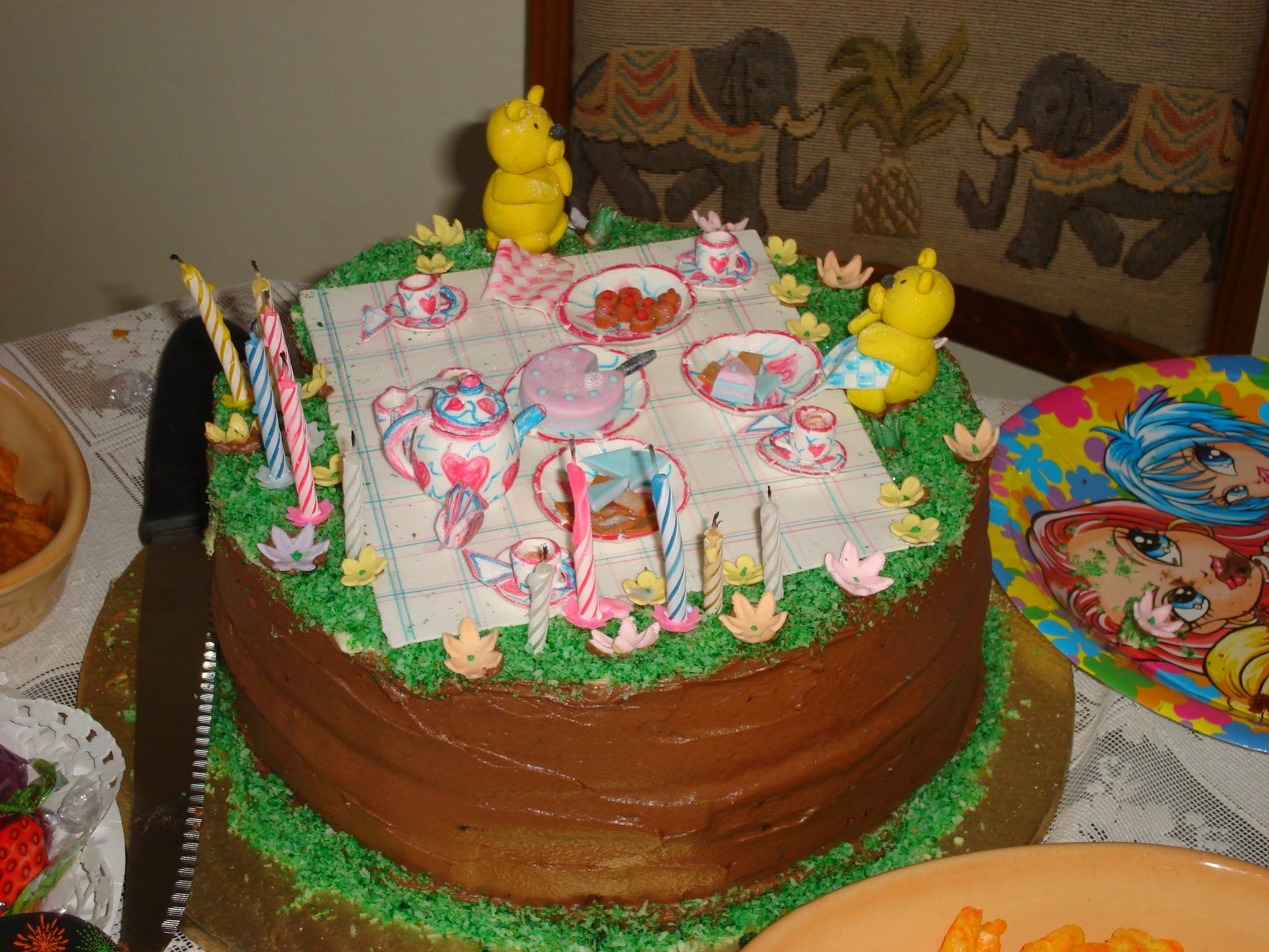 Tea Party Cakes – Decoration Ideas   Little Birthday Cakes