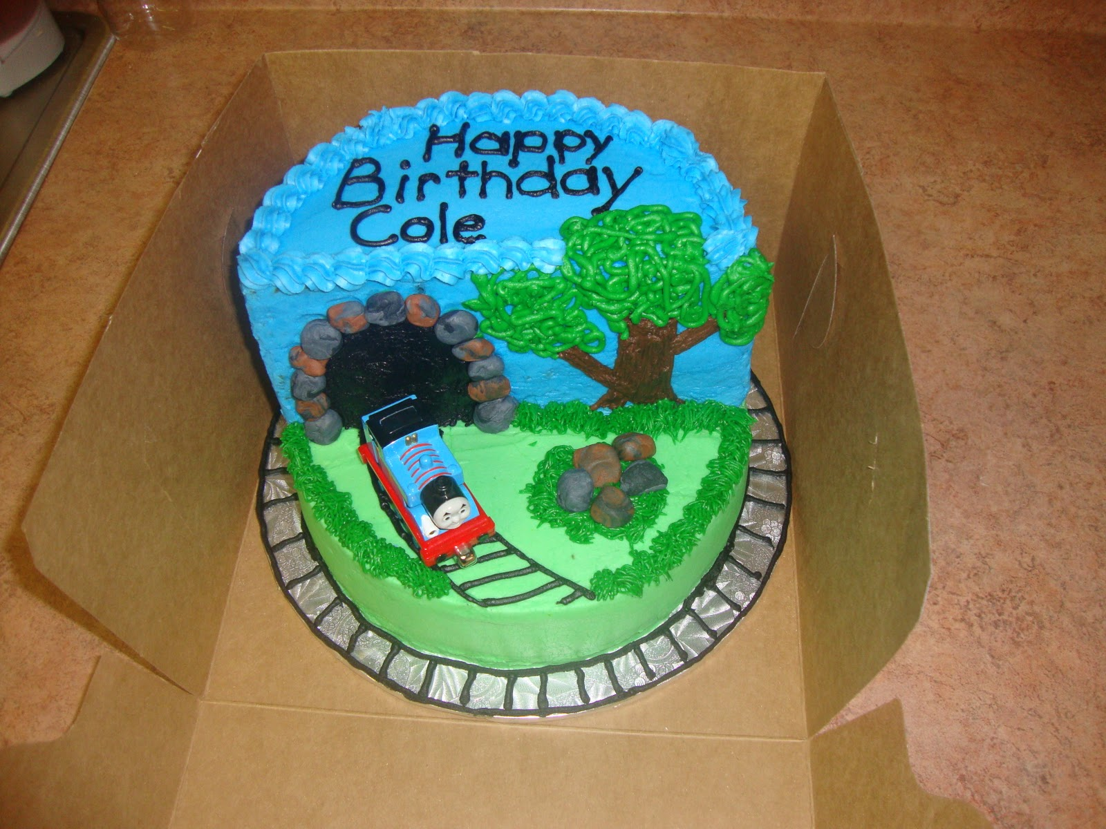 Thomas the train cakes decoration ideas little birthday cakes