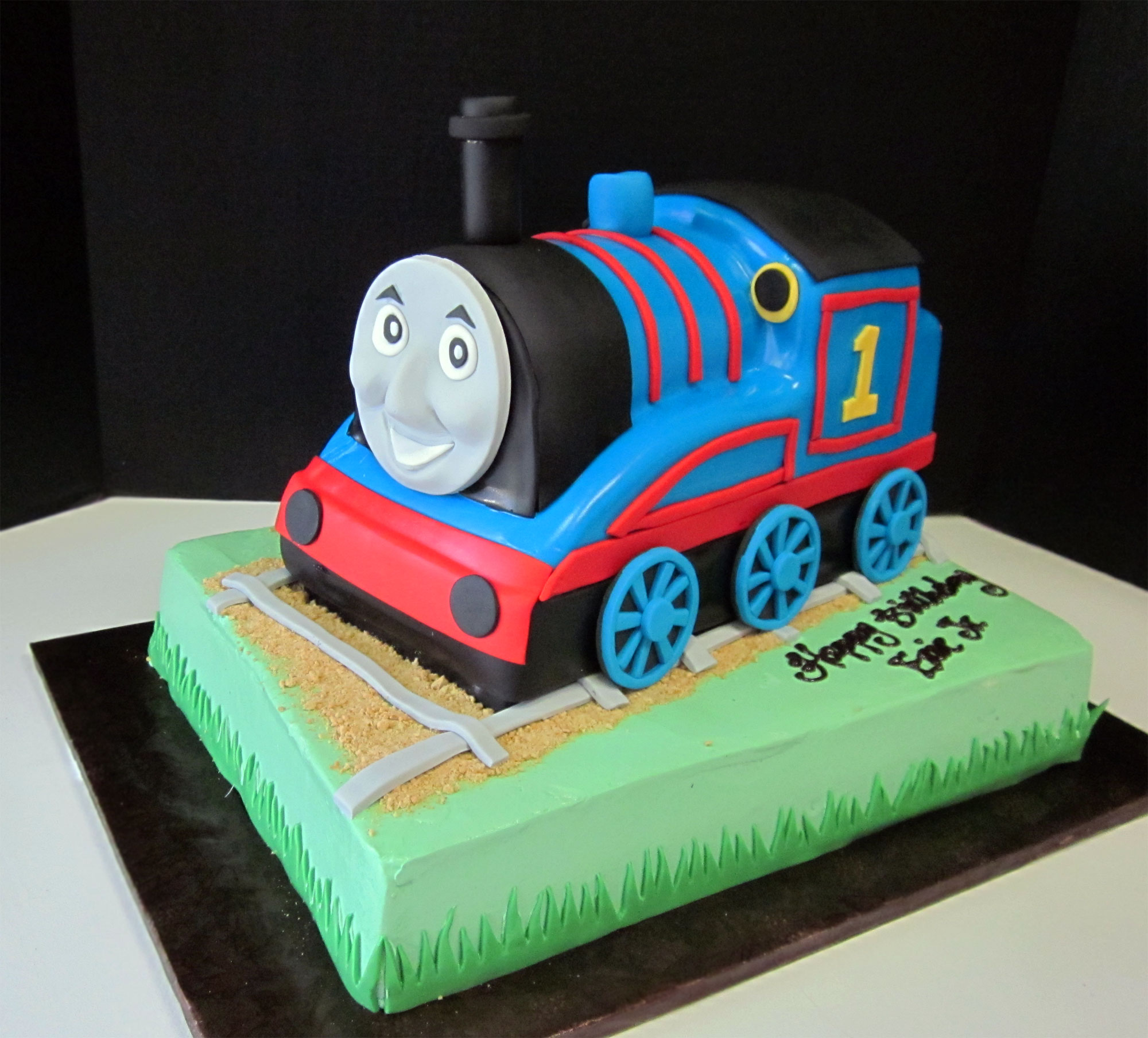 Cake Images Of Thomas The Train : Thomas The Train Cakes   Decoration Ideas Little ...