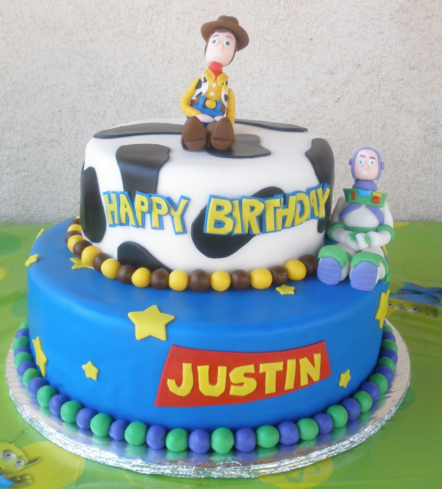 Birthday Cake Toy : Hawthornevillager view topic toy story cake