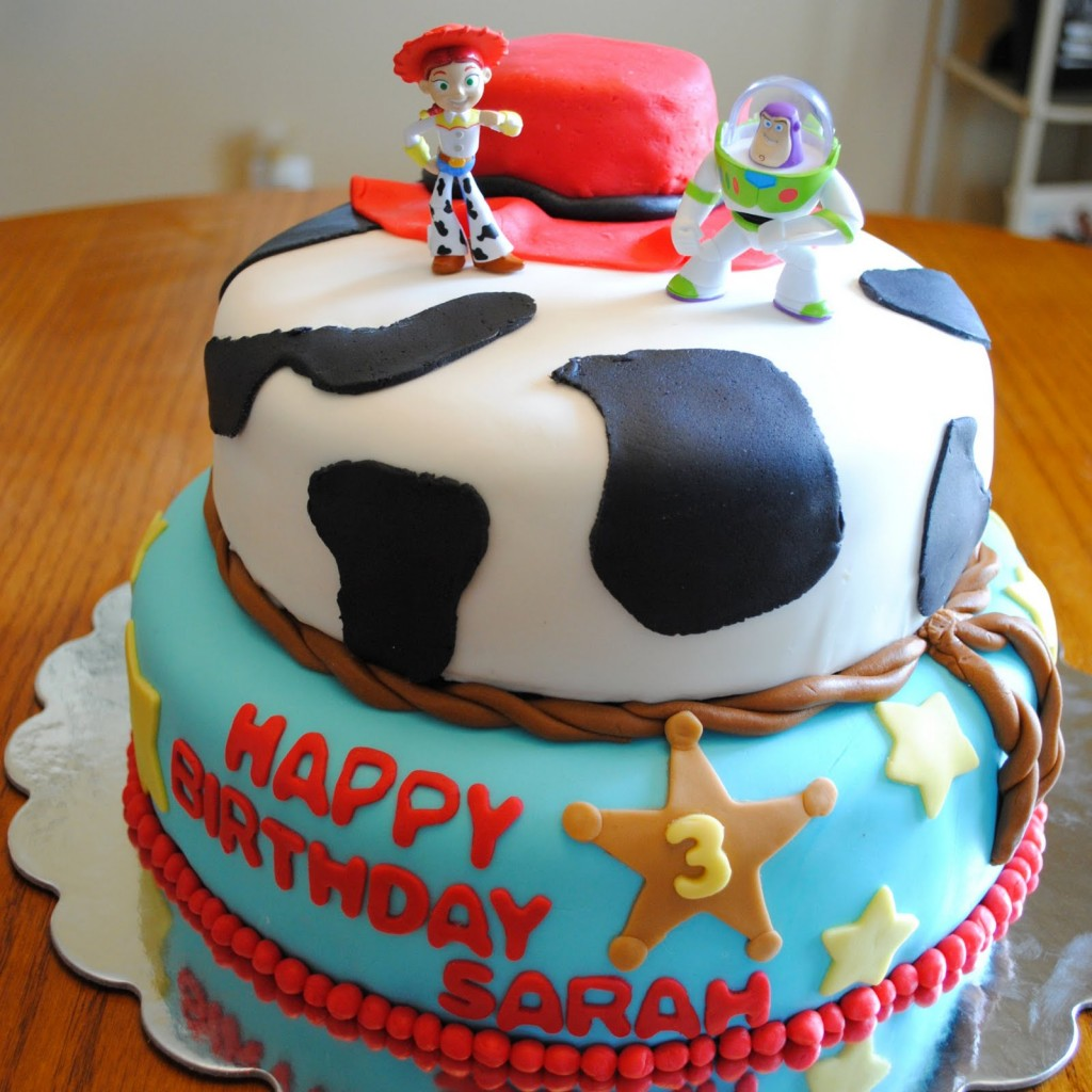 Toy Story Cakes Ideas