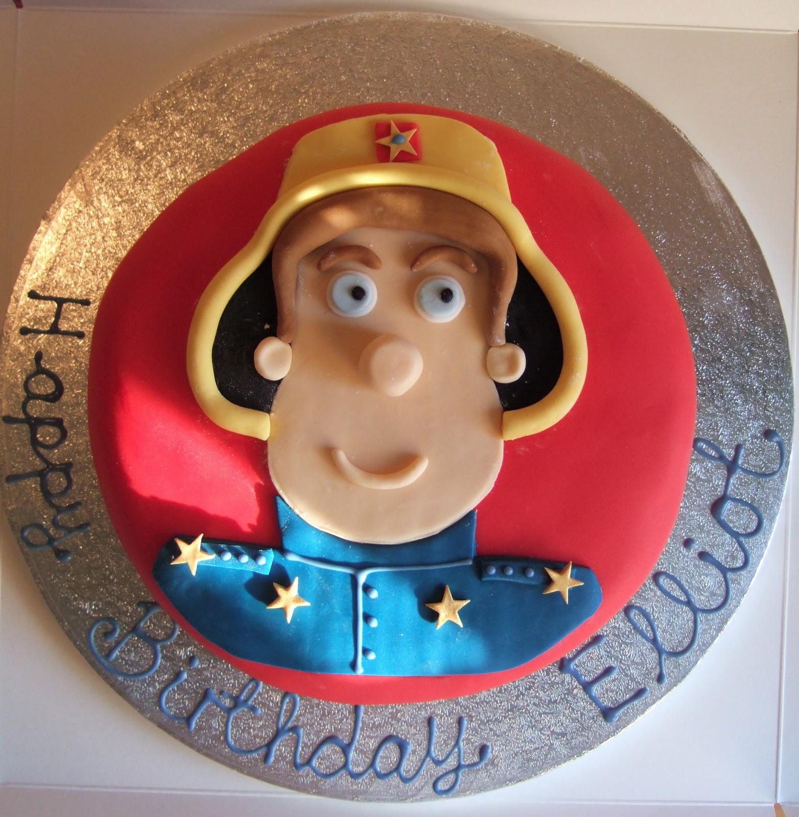 Fireman Cakes Decoration Ideas Little Birthday Cakes