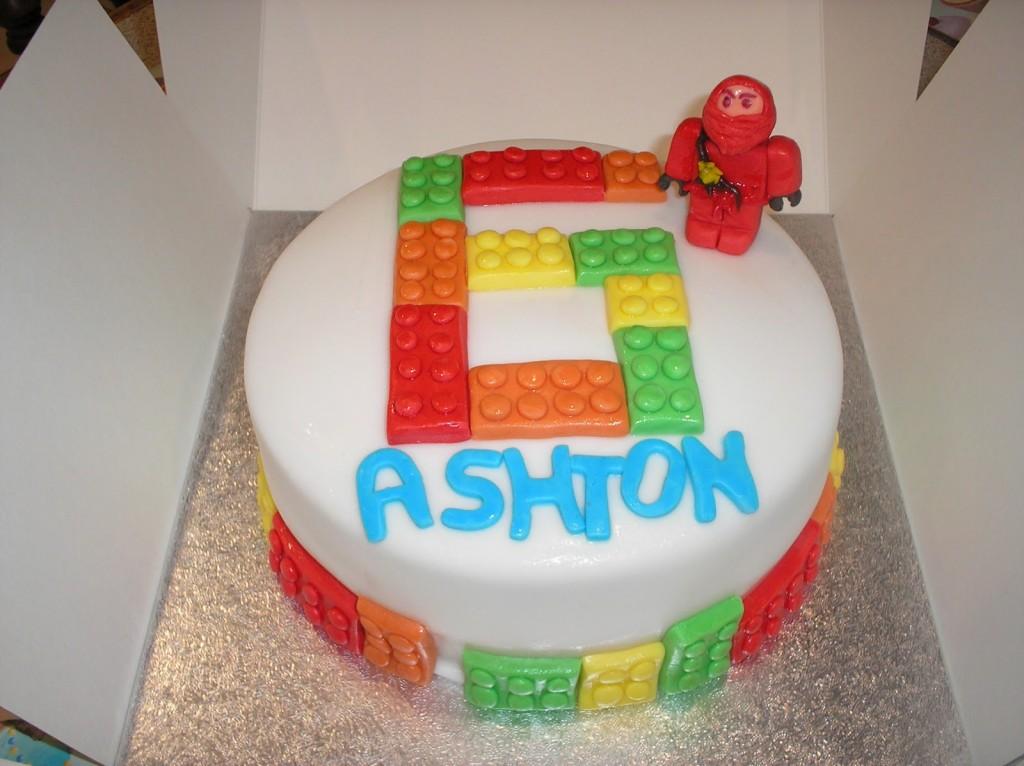 Ninjago Cake Images