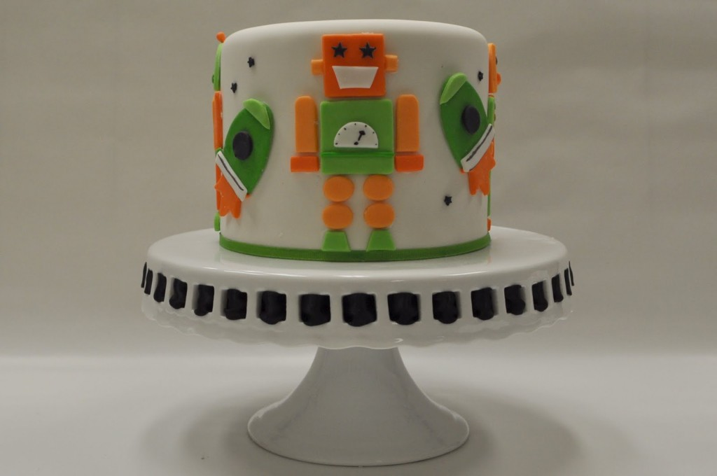 Robot Cakes