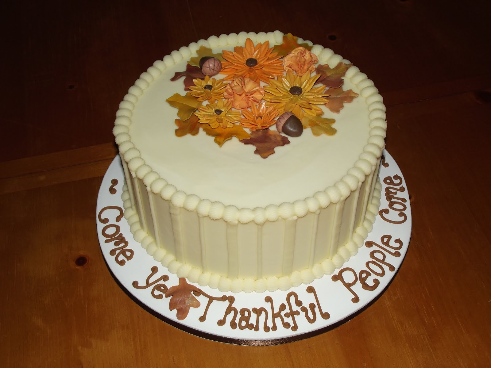 thanksgiving cakes decoration ideas little birthday cakes