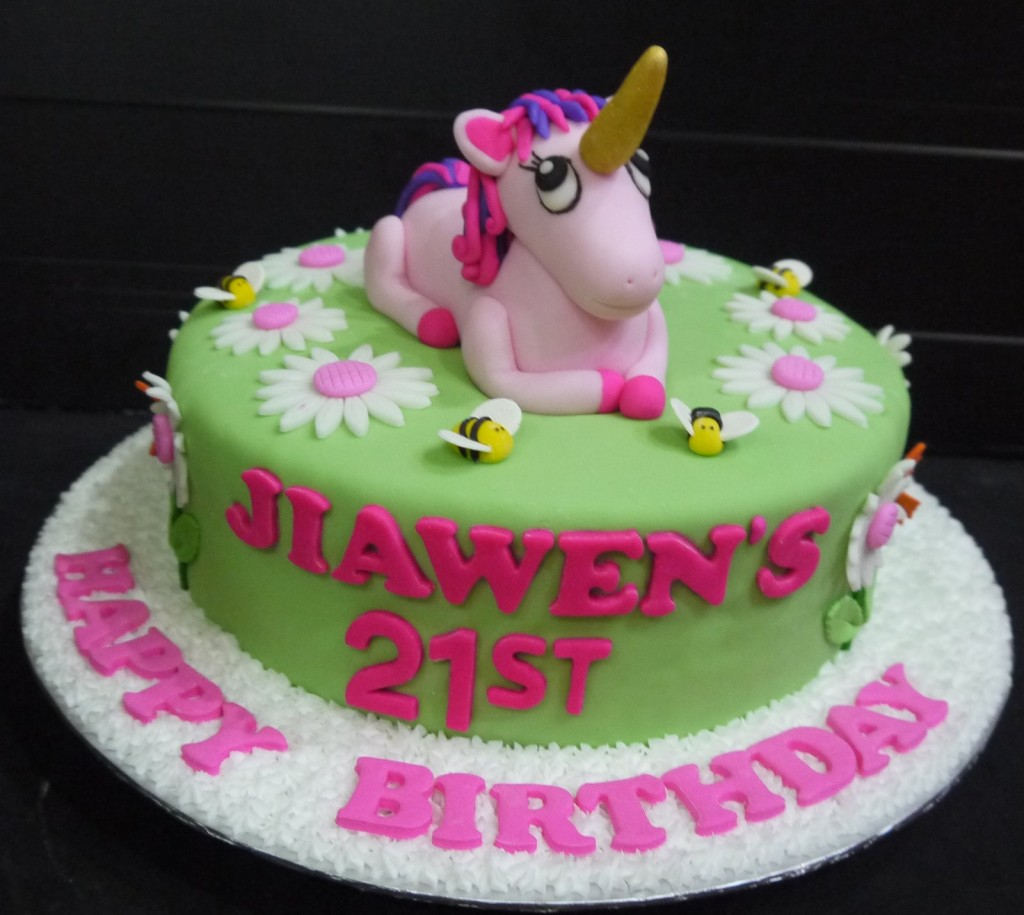 Unicorn Cakes   Decoration Ideas Little Birthday Cakes