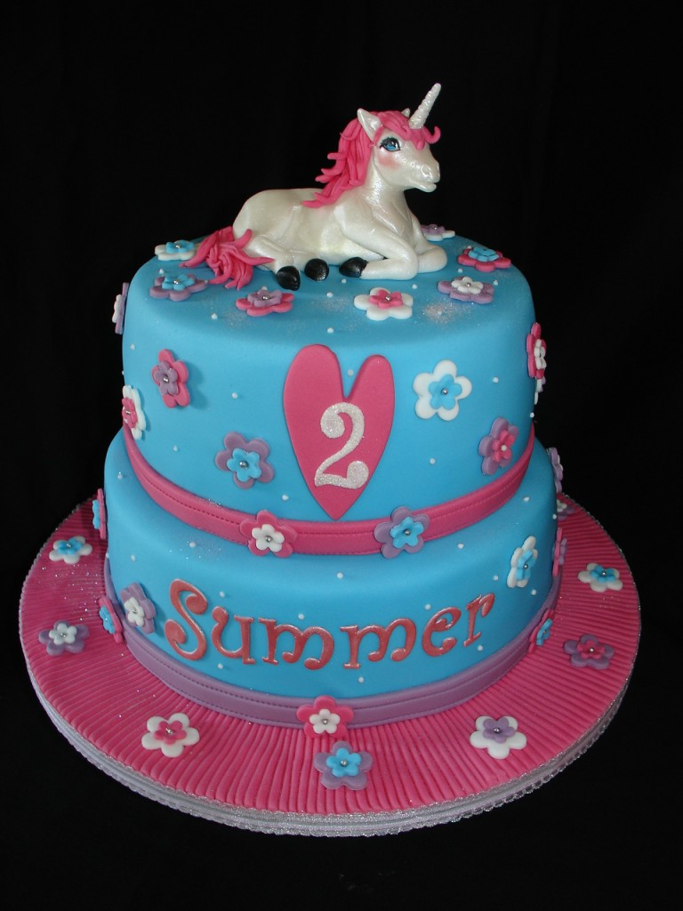 unicorn cakes  u2013 decoration ideas
